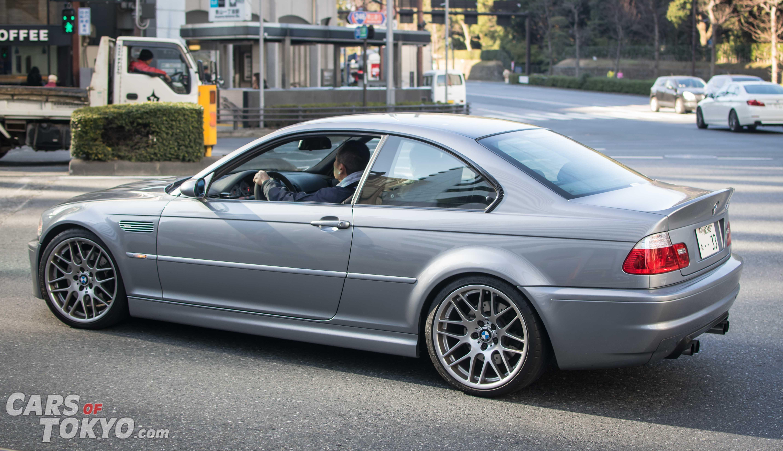 Cars of Tokyo Aoyama BMW M3 CSL