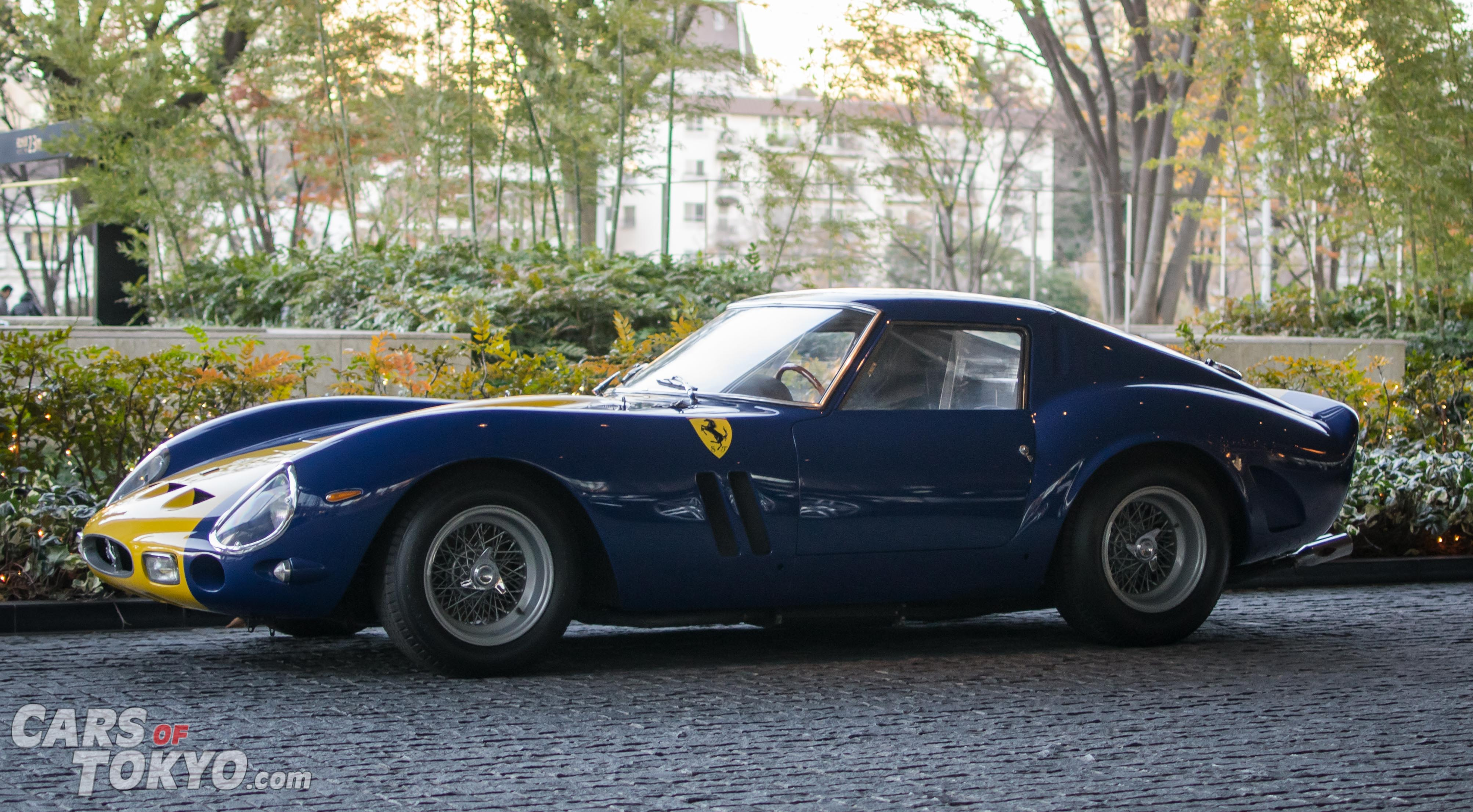 Cars of Tokyo Classic Ferrari 250 GTO