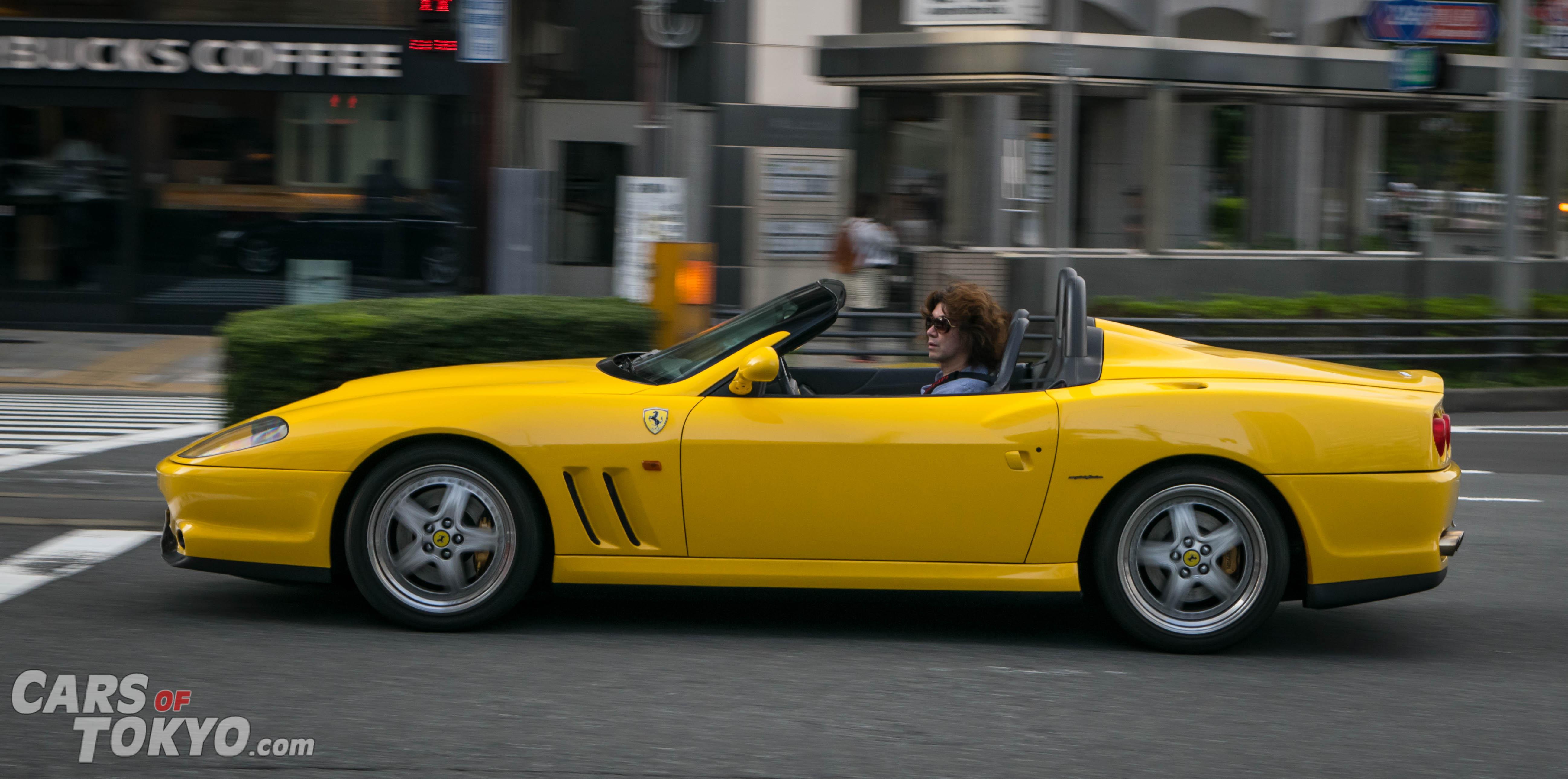 Cars of Tokyo Classic Ferrari 550 Barchetta