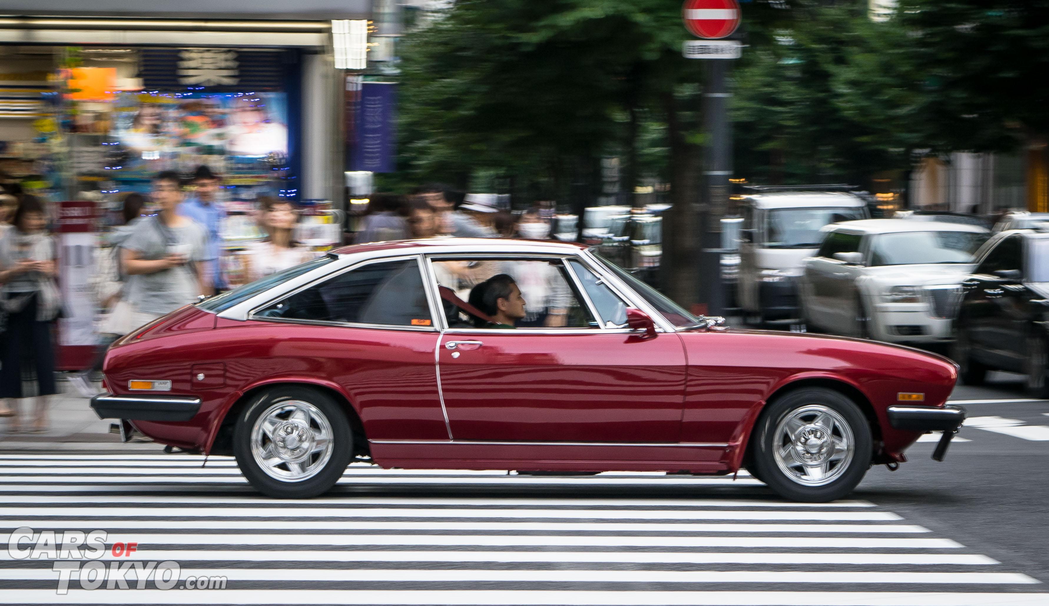 Cars of Tokyo Classic Isuzu 117