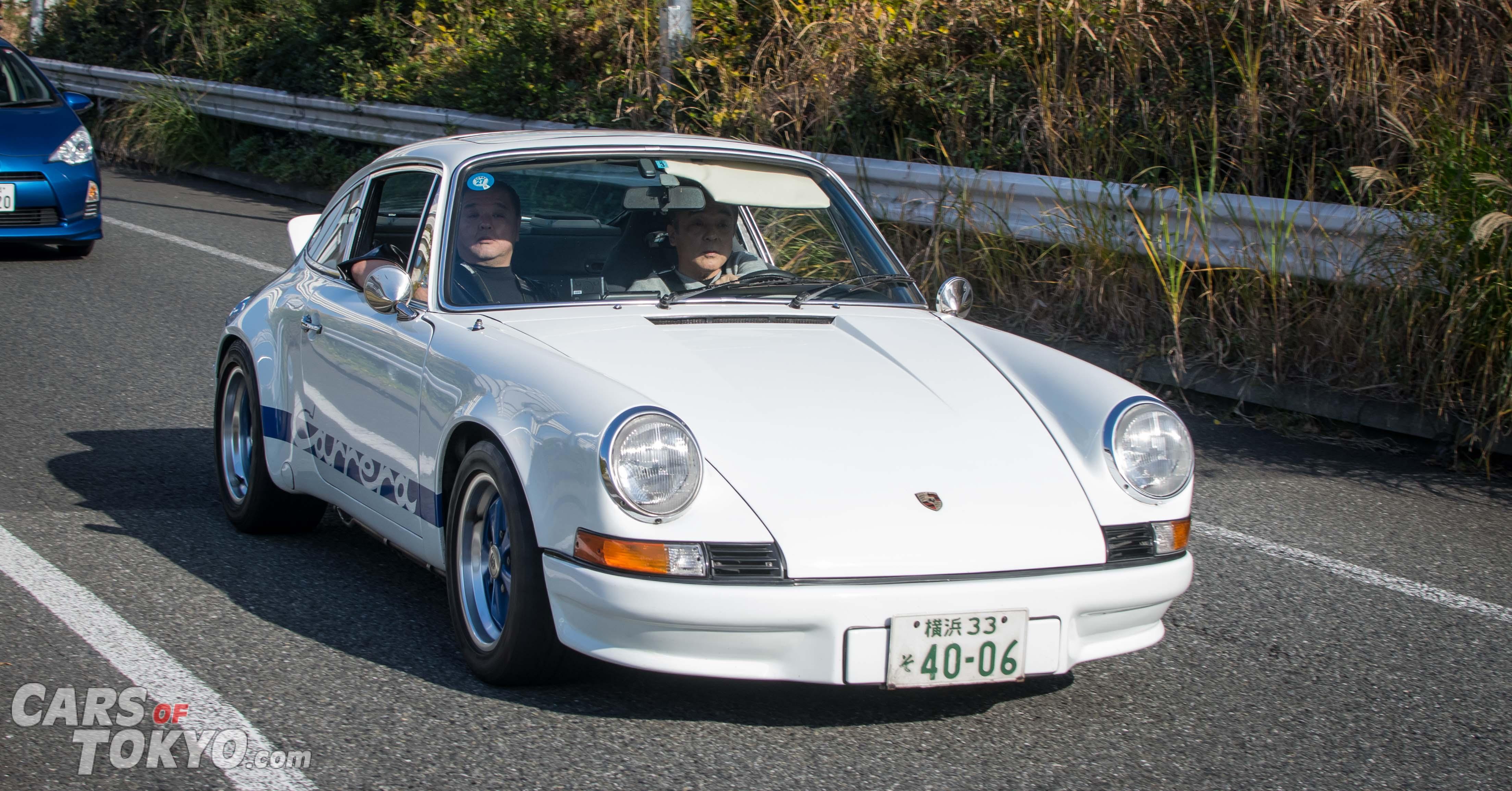 Cars of Tokyo Classic Porsche 911 Carrera RS 2.7