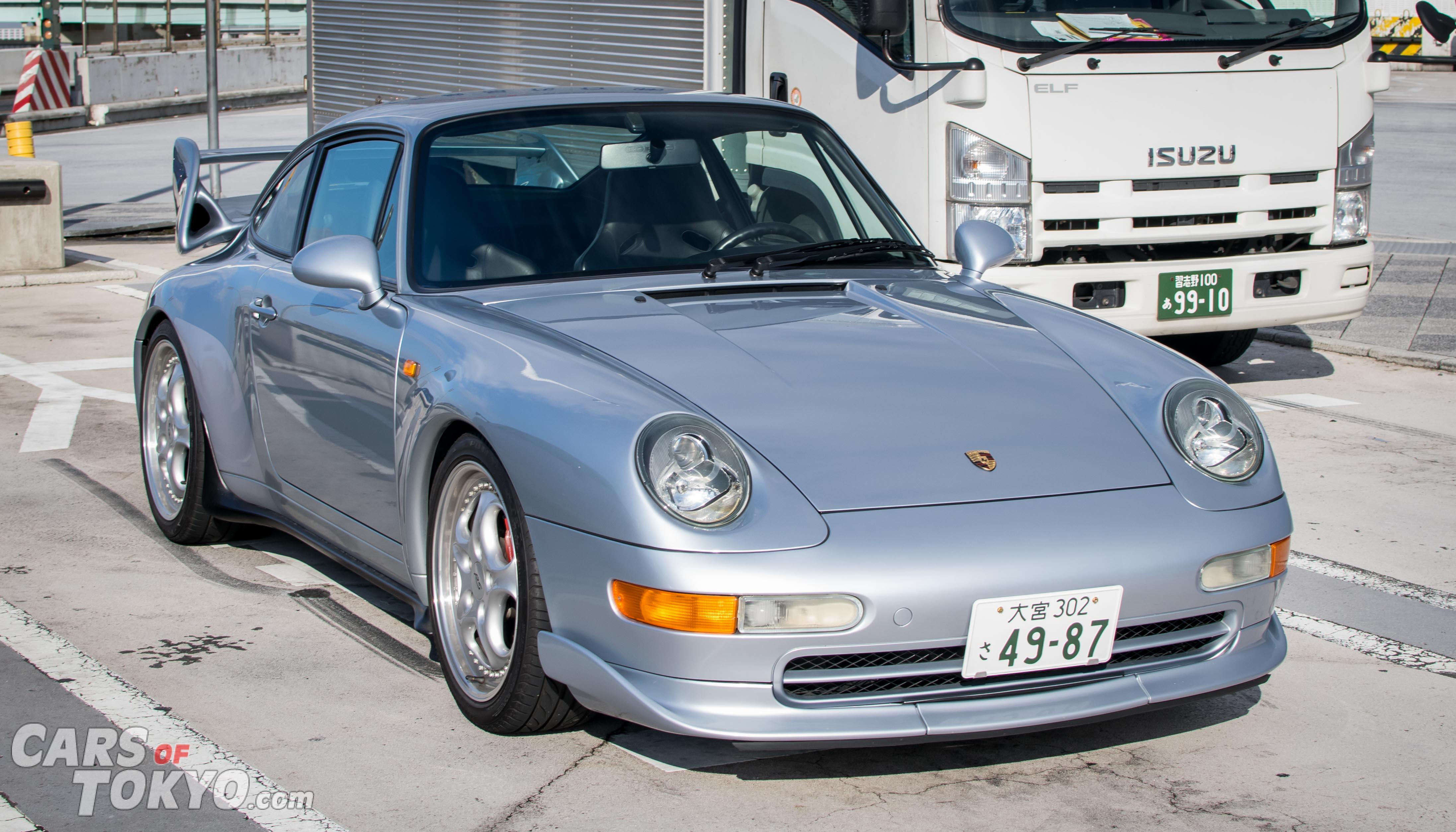 Cars of Tokyo Classic Porsche 911 Carrera RS (993)