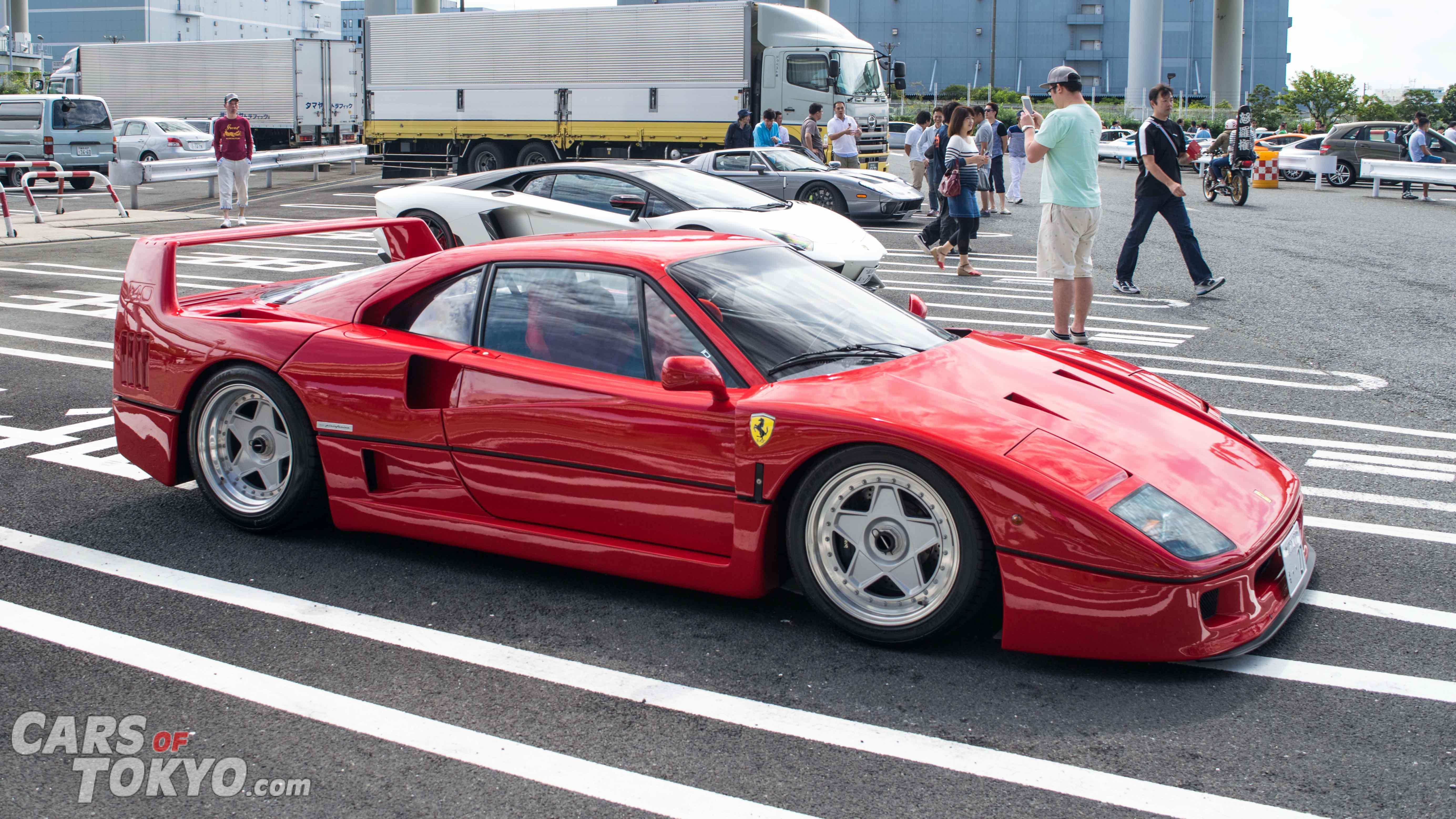 cars-of-tokyo-daikoku-ferrari-f40