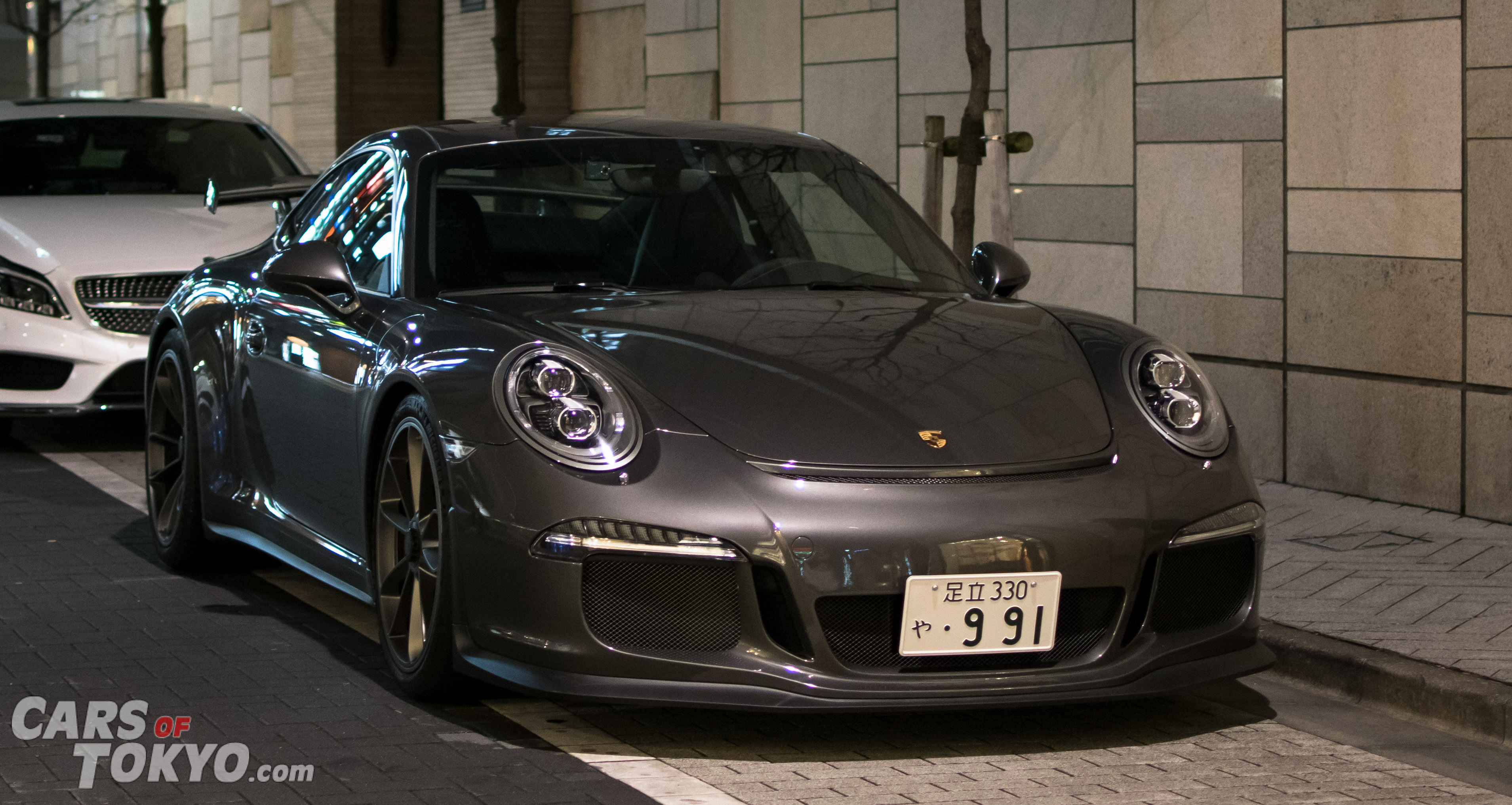 Cars of Tokyo Ginza Porsche 911 GT3