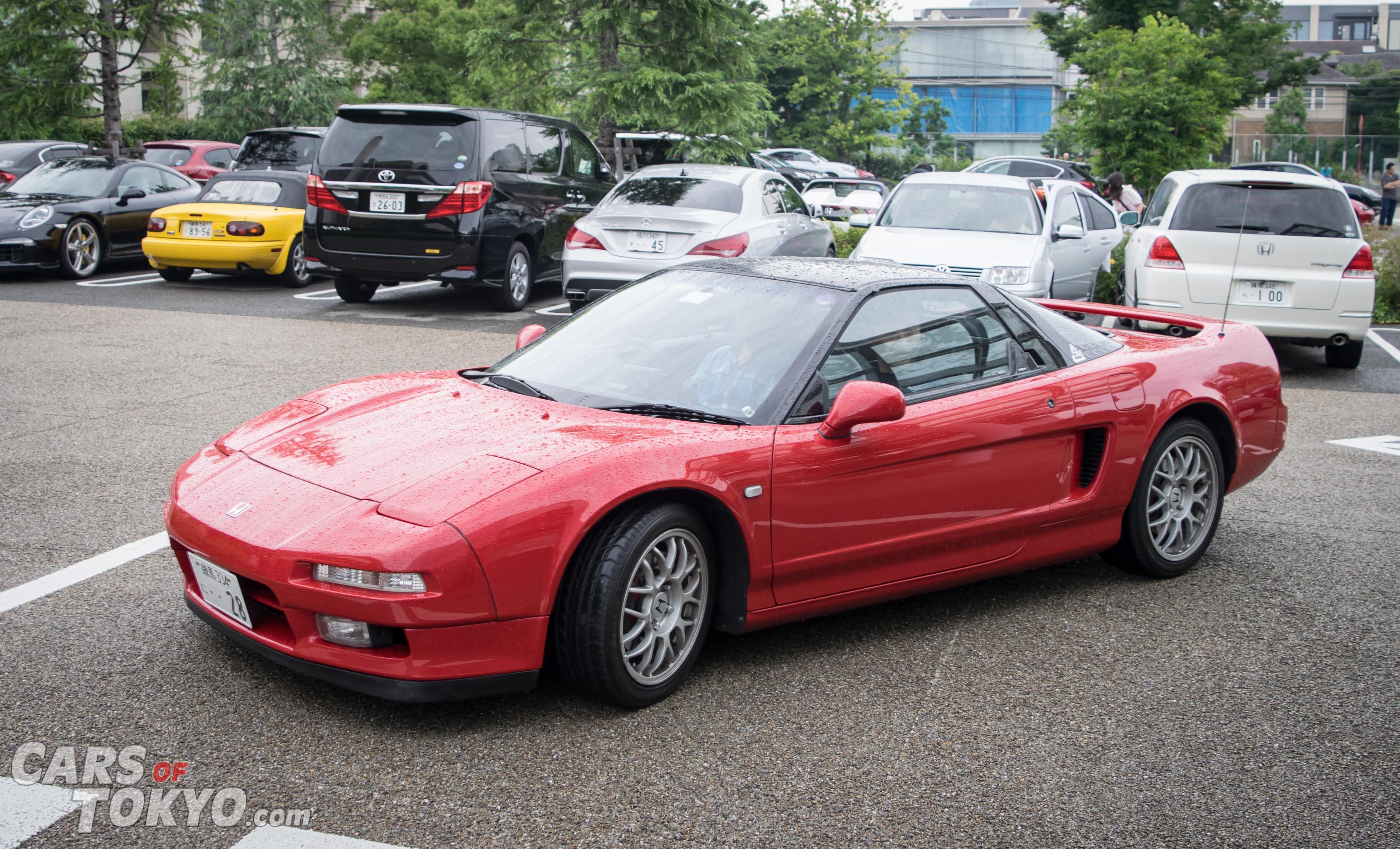 Cars of Tokyo NSX Daikanyama