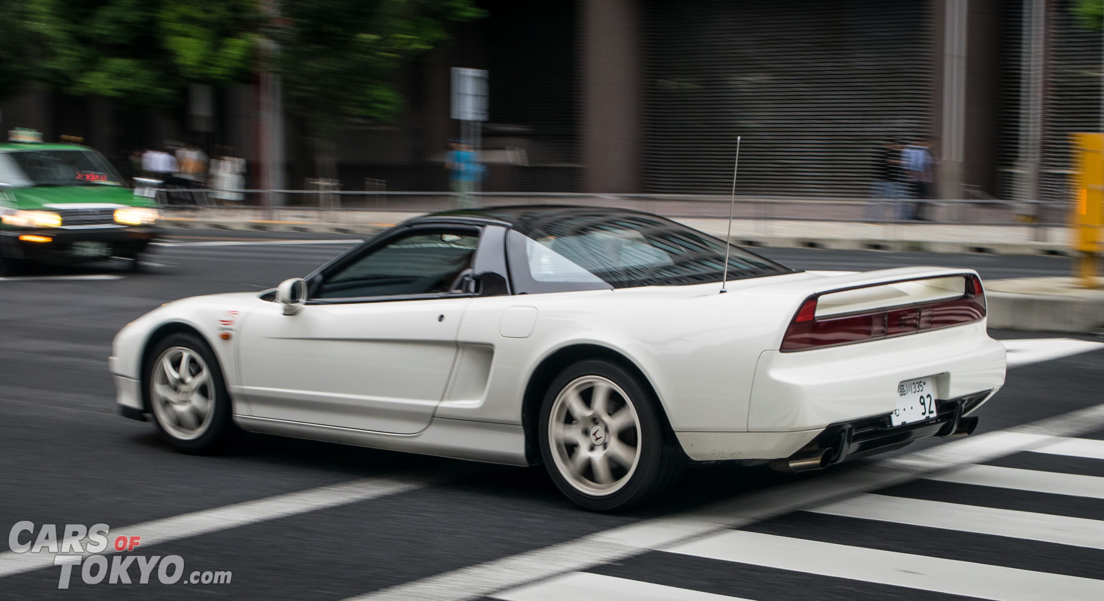 Cars of Tokyo NSX NA1 Type-R
