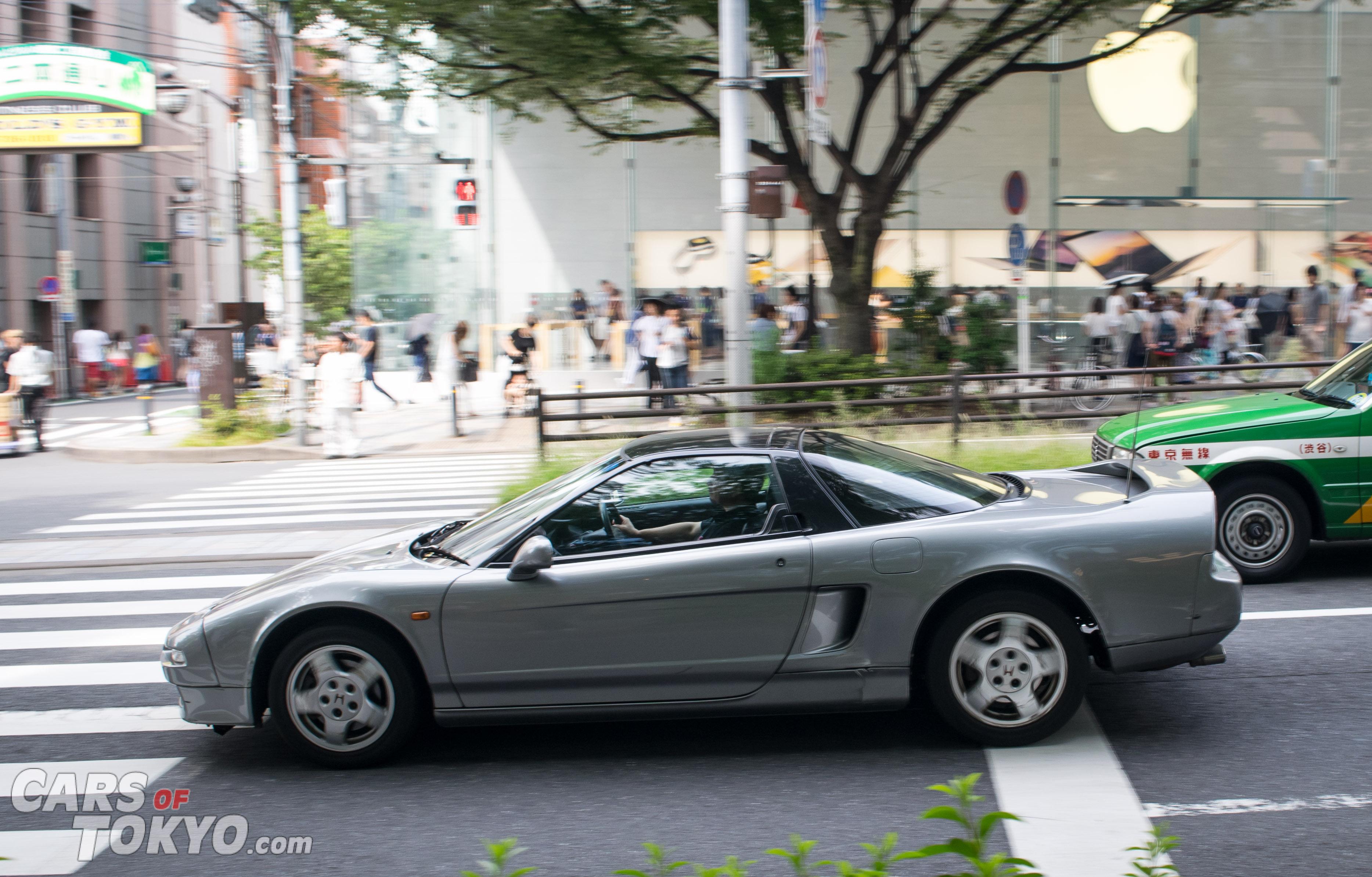 Cars of Tokyo NSX Omotesando