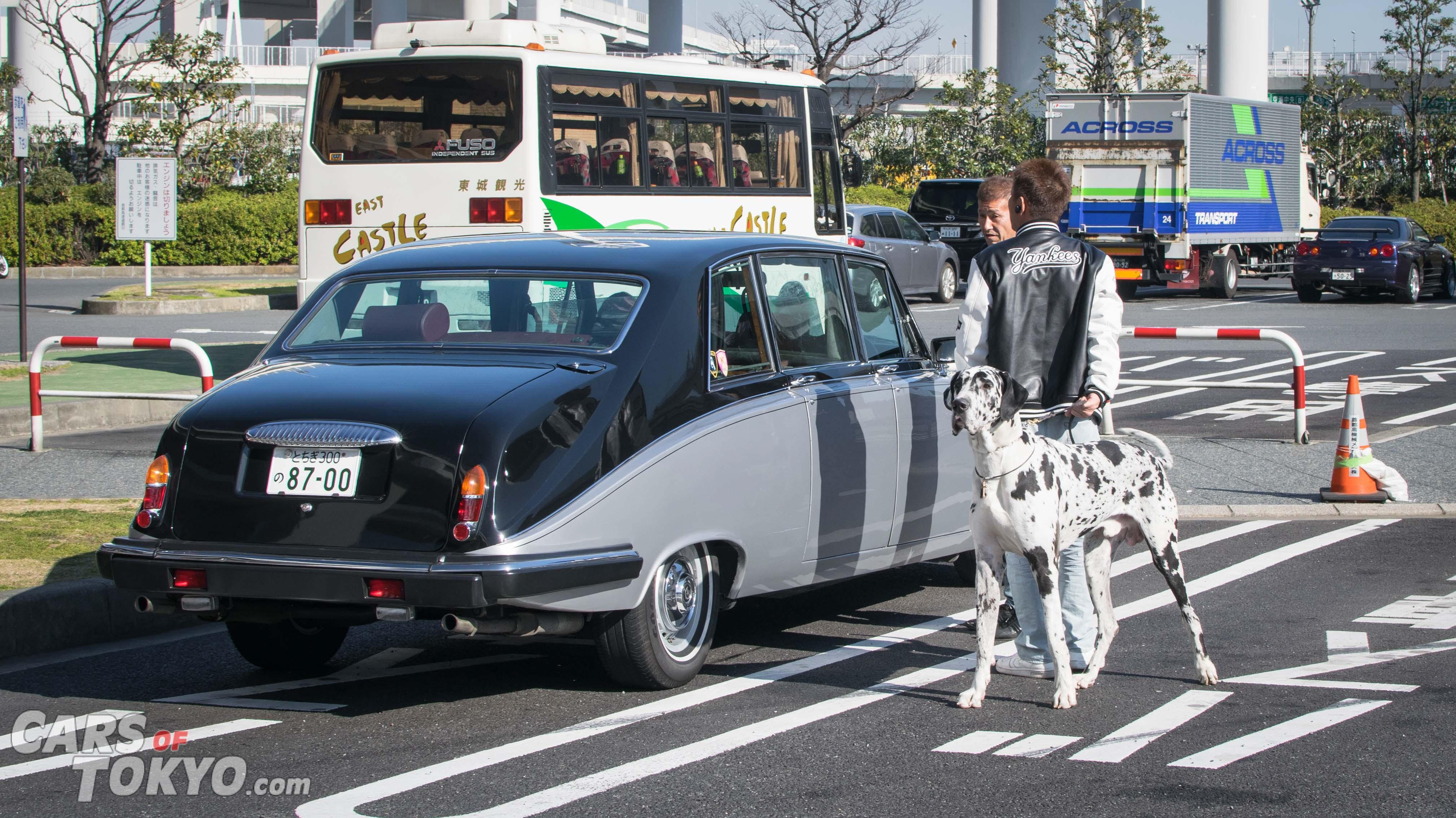 cars-of-tokyo-luxury-daimler-dalmatian