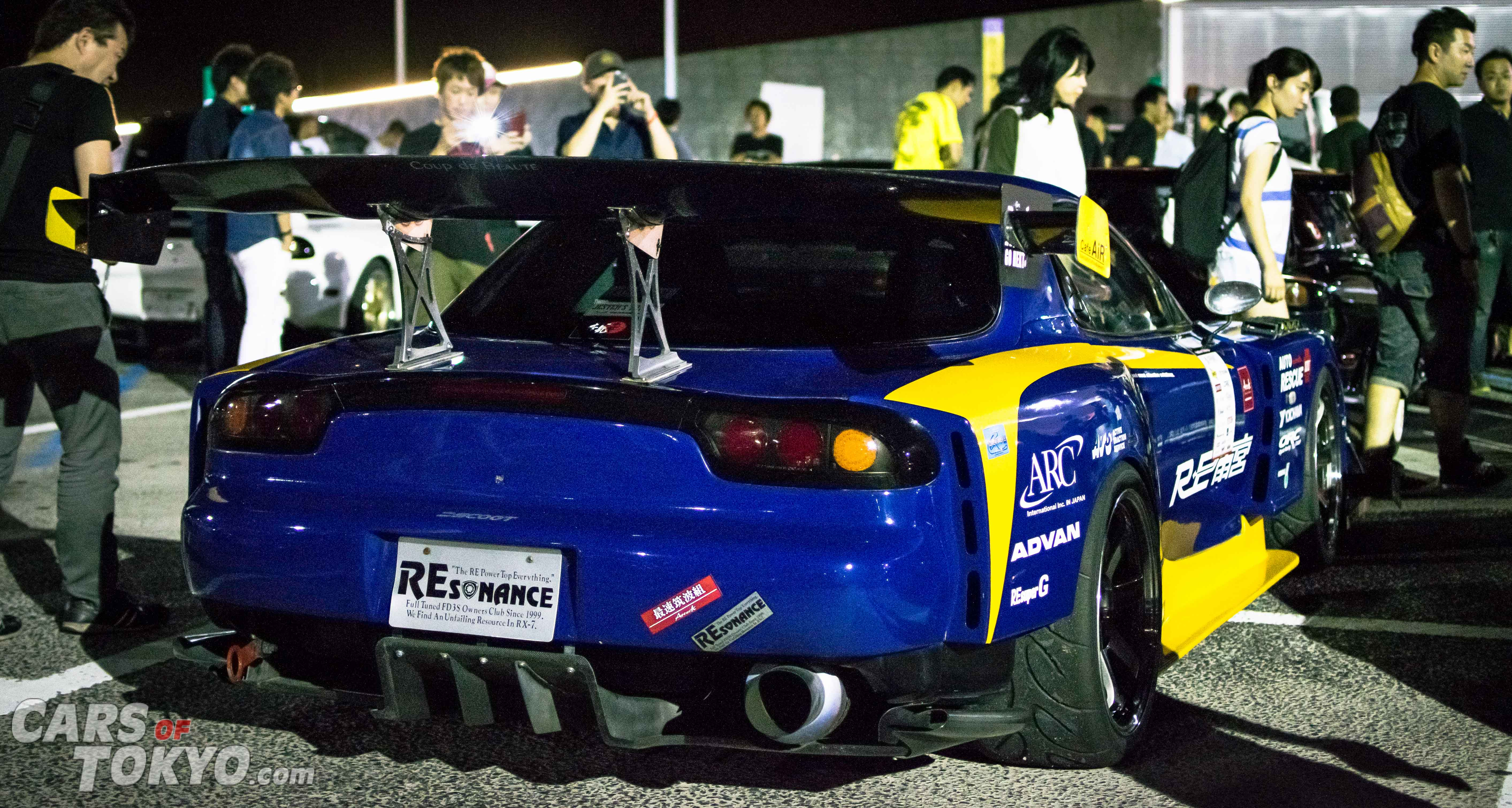 20 Awesome Rx 7s From The 7 7 Meet Cars Of Tokyo