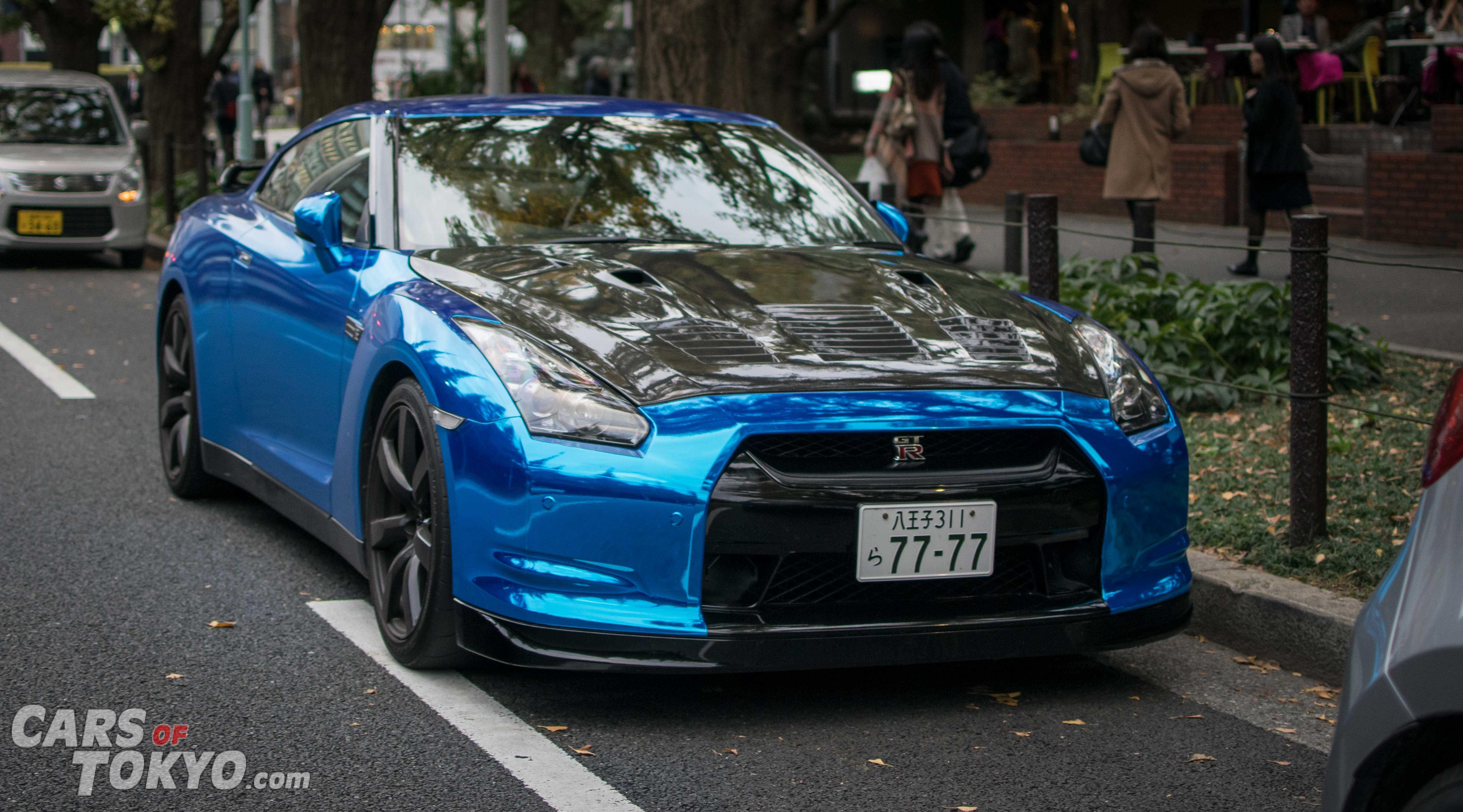 cars-of-tokyo-nissan-gtr-r35-blue-chrome