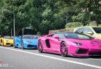 Lamborghinis