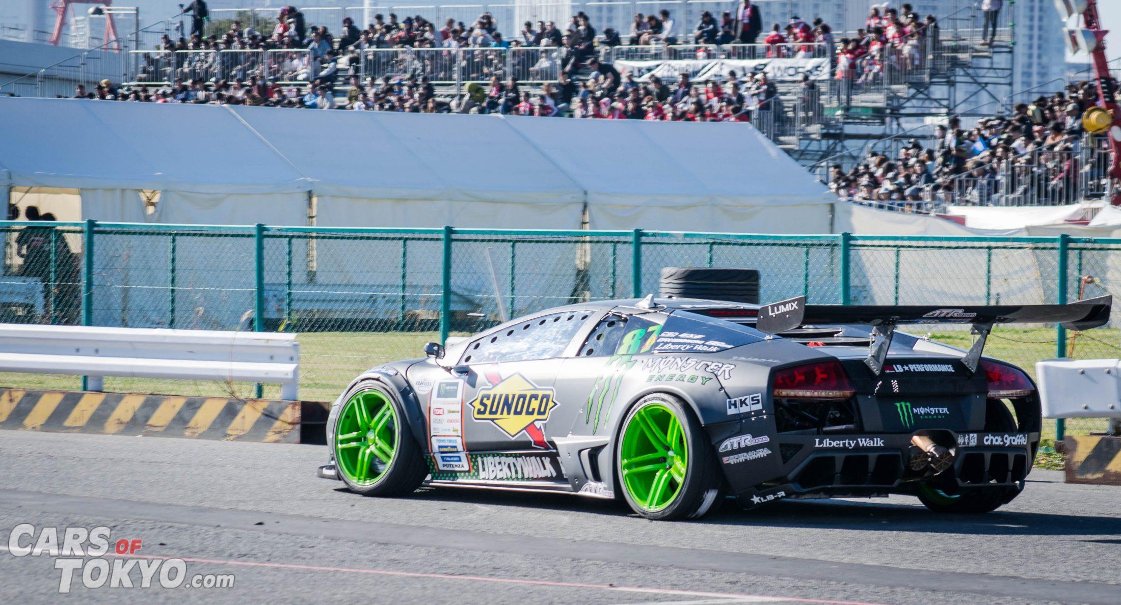 Lamborghini Murcielago D1GP
