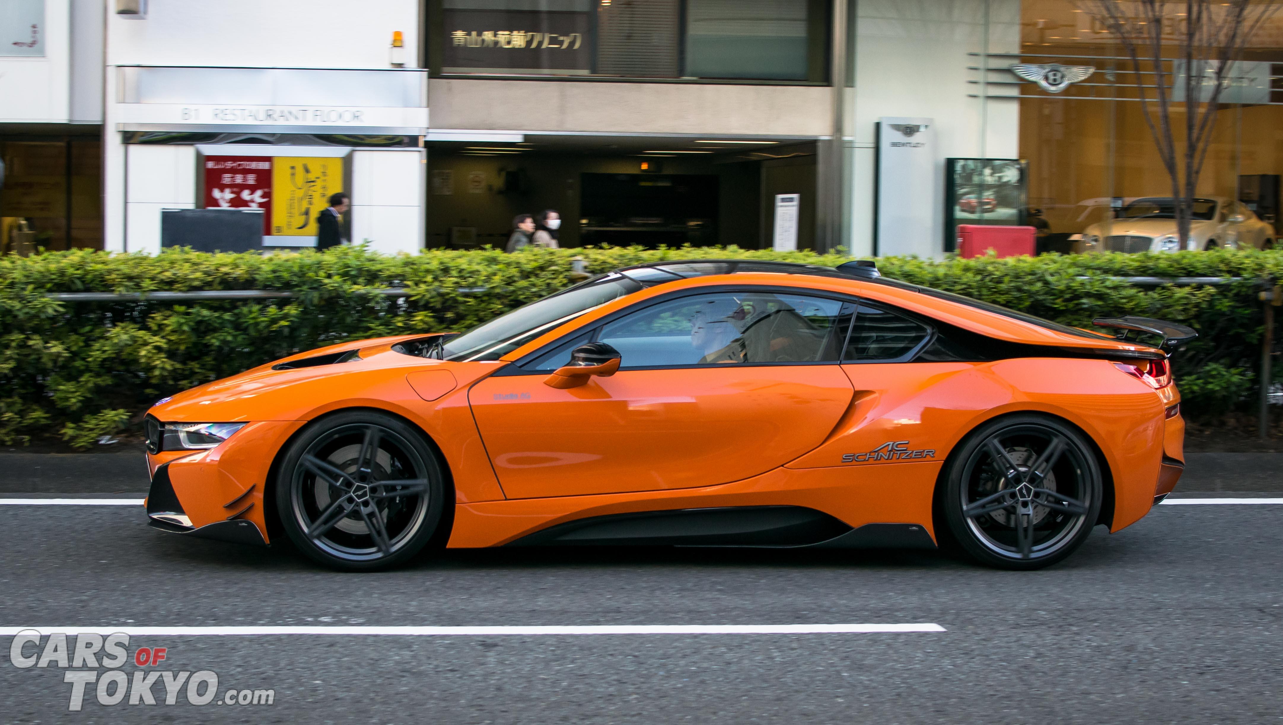 Aoyama Bmw I8 Ac Schnitzer Cars Of Tokyo